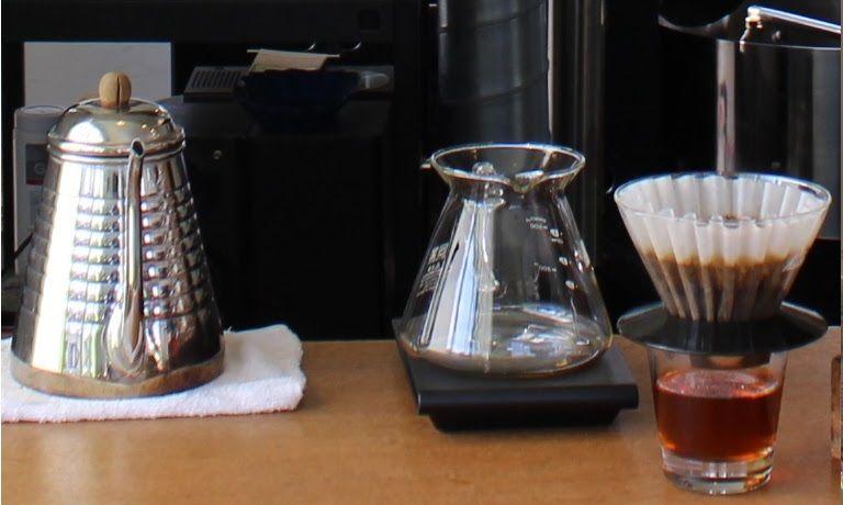 コーヒーとは思えないすっきりした味