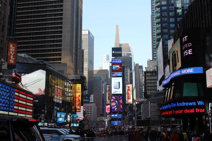 9位 ニューヨーク(アメリカ)