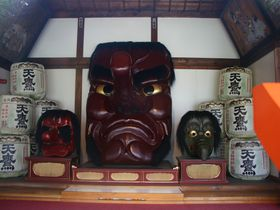 栃木県大田原市「光丸山法輪寺」には日本一の大天狗がいた!|栃木県|トラベルjp<たびねす>