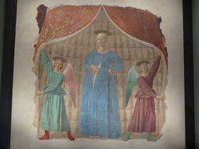 ルネサンスの巨匠ピエロ・デッラ・フランチェスカ作品の宝庫 トスカーナ3都市を1日で巡る