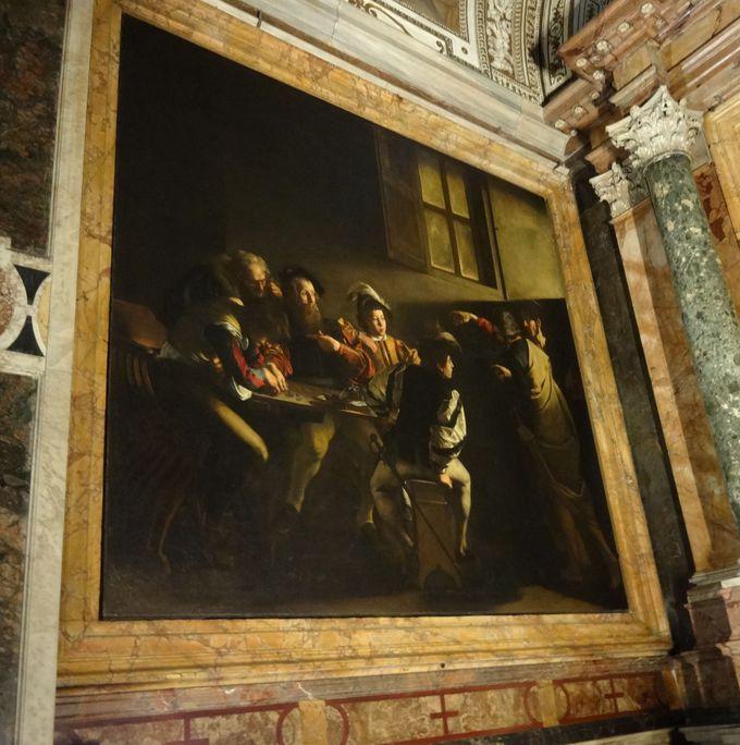 「聖マタイ三部作」を所蔵!サン・ルイージ・デイ・フランチェージ教会