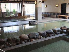 神戸の市街地にあるオアシス!「神戸ハーバーランド温泉 万葉倶楽部」