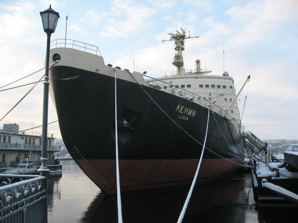 これでも小さい? 世界最初の原子力潜水艦「レーニン号」