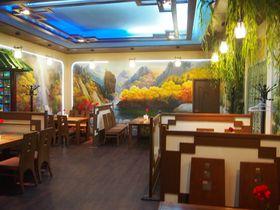 ロシアにある北朝鮮国営レストラン「ピョンヤン」を訪れる