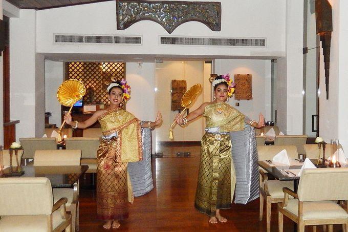 タイ舞踊も!