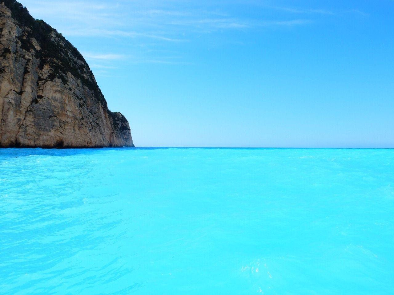 驚くべき青の世界