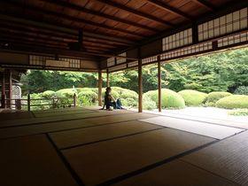 紅葉までが実は狙い目!人のいない京都を楽しめる穴場スポット|京都府|トラベルjp<たびねす>
