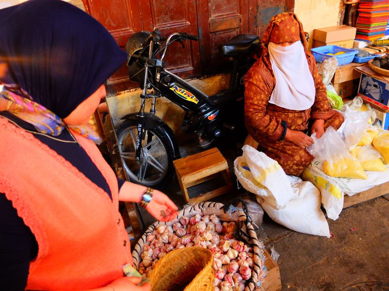 迷宮都市モロッコ・フェズの邸宅で体験!絶品モロッコ料理教室
