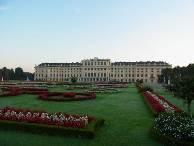 1.シェーンブルン宮殿