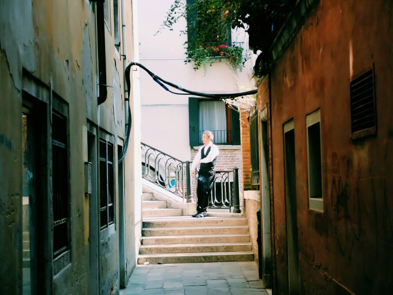 路地裏にこそ素顔のヴェネツィアが潜んでいる
