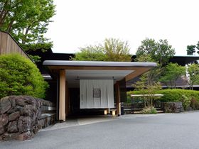 至福の大人旅!森に溶け込む隠れ家温泉「箱根強羅白檀」|神奈川県|トラベルjp<たびねす>