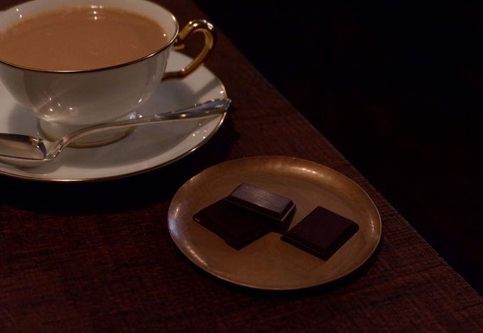 珈琲×チョコレートで究極のマリアージュ「珈琲とチョコレート蕪木」