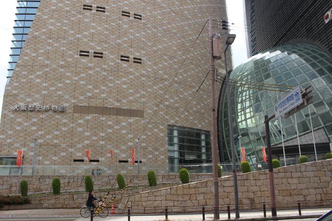 大阪歴史博物館ってどんな所?