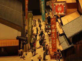 ミシュランにも掲載!時代を逆流!体験型のミュージアム「大阪歴史博物館」|大阪府|トラベルjp<たびねす>