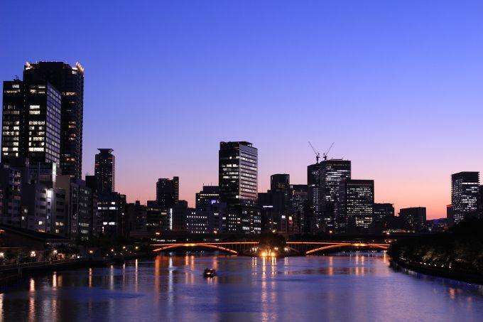 まるでオアシス!?大阪の水上地区「中之島」をゆったり散策しよう!