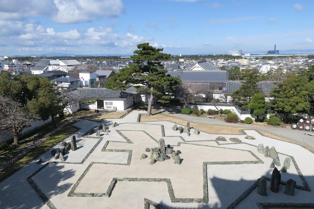 岸和田城が続日本100名城に選定!