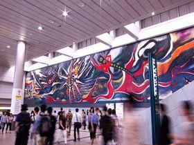 全部見たい!東京・渋谷駅前にある5つの有名モニュメント|東京都|トラベルjp<たびねす>
