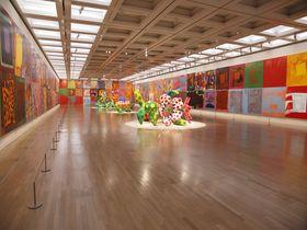 過去最大の回顧展!国立新美術館開館10周年「草間彌生 わが永遠の魂」展|東京都|トラベルjp<たびねす>