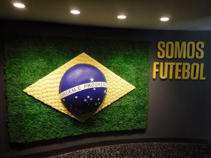 ブラジルサッカーの情熱