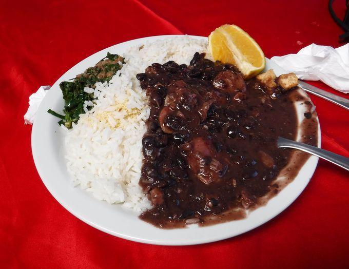 ブラジルの国民食「フェイジョアーダ」