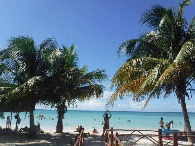 隠れた秘境フティーアス・ビーチ(Playa Jutia)