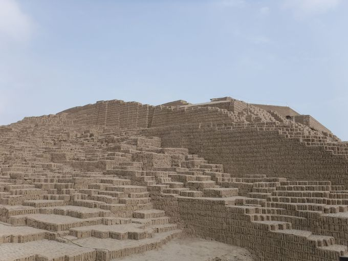 積み上げられた石に秘められたリマ文明の謎