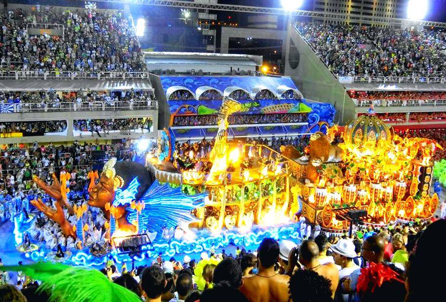 2.リオのカーニバル