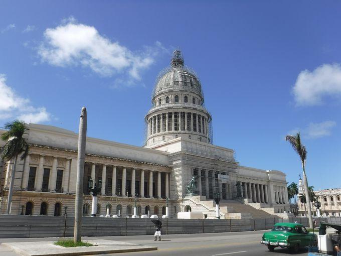 旧国会議事堂「カピトリオ」周辺を散策しよう!
