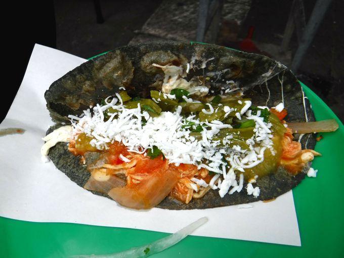 日本ではあまり知られていないメキシコ料理に食べてみよう!