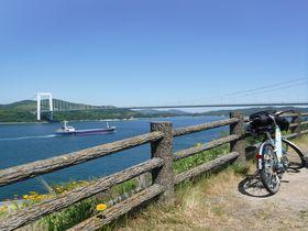 被写体は6つの橋!しまなみ海道サイクリング絶景写真スポット|愛媛県|トラベルjp<たびねす>