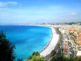 これぞ憧れの地中海バカンス!南仏ニースは絶景の宝石箱!