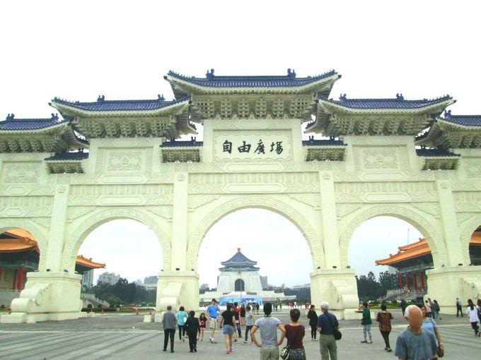 都心に現れる巨大な空間「自由広場」「中正記念堂」へ行ってみよう!