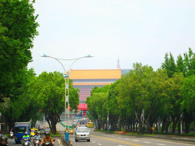 台北が世界に誇る名門ホテル「圓山大飯店」
