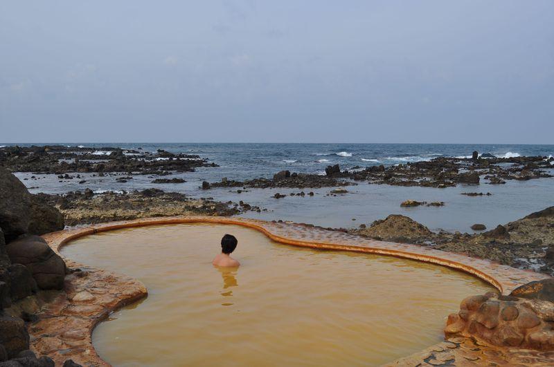 湯の効能は不老ふ死?絶景眺める青森「不老ふ死温泉」が凄い