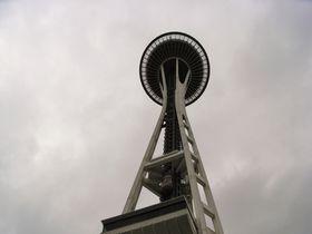 ダウンタウンをぐるり一望!シアトル「スペースニードル」|アメリカ|トラベルjp<たびねす>