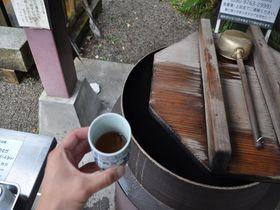 メグスリノキのお茶をどうぞ!富山県・日石寺は賑わう名刹|富山県|トラベルjp<たびねす>