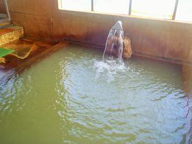 岩木山神社とセットで行きたい!青森・百沢温泉の濃厚湯!