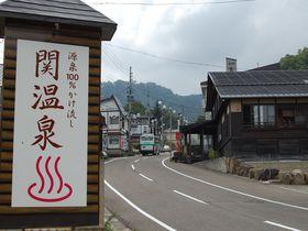 源泉掛け流し宣言の町!新潟・関温泉の赤湯と銘菓|新潟県|トラベルjp<たびねす>