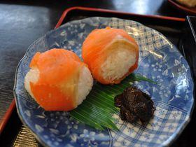 てまり寿司と蕎麦が絶品!長野・善光寺門前の「山城屋」!|長野県|トラベルjp<たびねす>