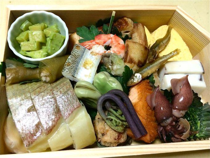 東山の茶懐石料理店「辻留」のこだわりの味、『季節の折詰め』