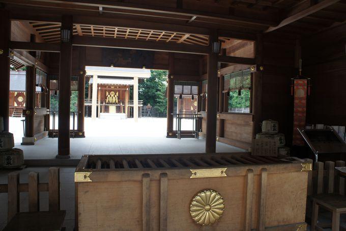 三貴子をお祀りする希少な神社、静寂に包まれるひととき
