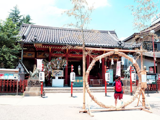 魅力いっぱい!個性的な8つの神社