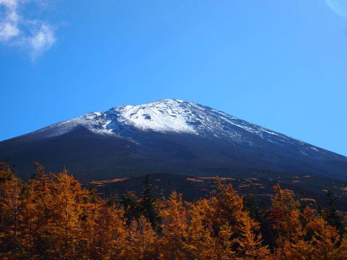 富士山の基となったいにしえの山「小御岳」