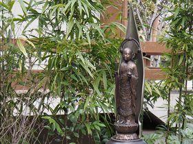 創造成就祈願!「マンガ地蔵」の立つ東京都豊島区・金剛院