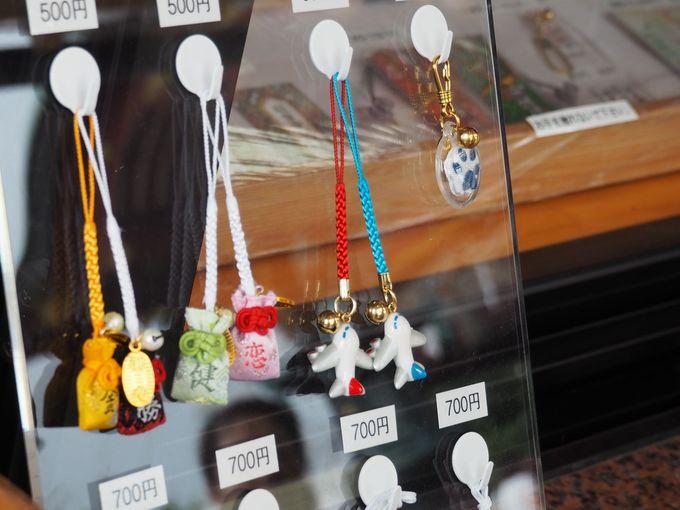 羽田神社に小さなお守りが多いのはなぜ?
