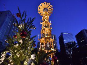 グルメも充実!日比谷公園「東京クリスマスマーケット」で煌めく冬を楽しもう