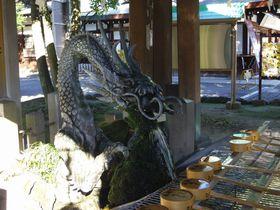 吐水龍から霊水が飲めるパワースポット!尾張一宮「真清田神社」|愛知県|トラベルjp<たびねす>