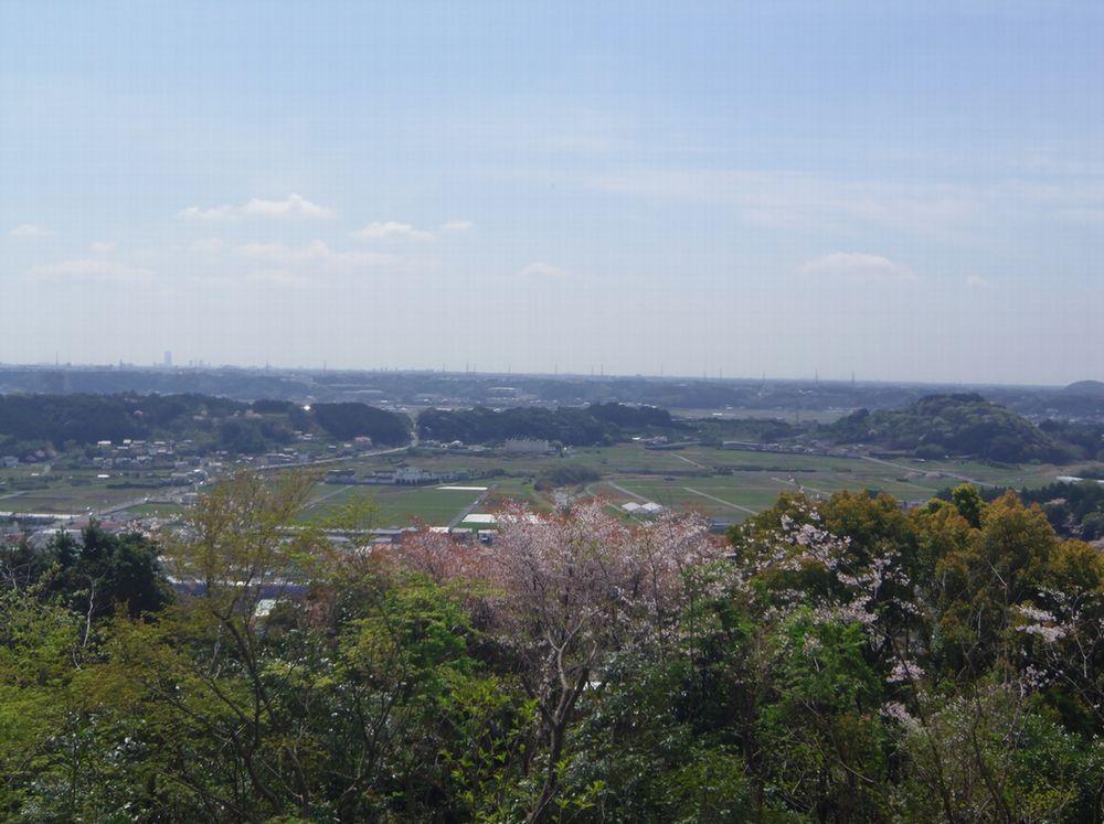 井伊氏の居城「井伊谷城」