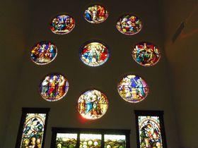 光と色彩が織りなす美しき空間・静岡「掛川ステンドグラス美術館」|静岡県|トラベルjp<たびねす>