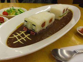鉄道ファン必食!浜松・天竜二俣「十文字屋」転車台カレー|静岡県|トラベルjp<たびねす>